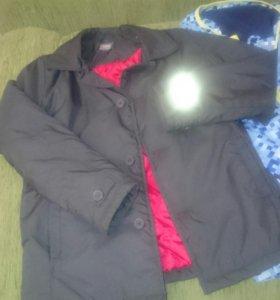 Куртка весна..рост  147-152