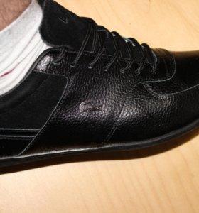 Lacoste кроссовки новые