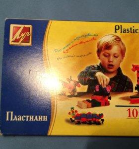 Новый пластилин