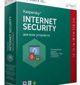 Новинка антивирус Kaspersky Internet security