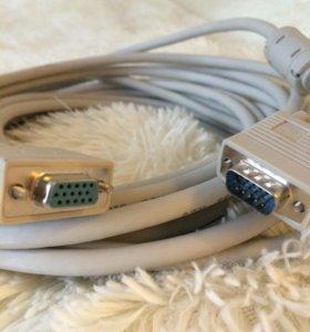 Vga кабель 10 метров