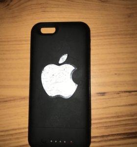 Чехол зарядка на iPhone6