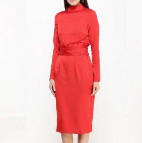 Новое платье-миди