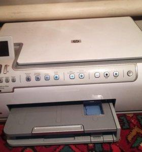 Принтер hp c5183 мфу