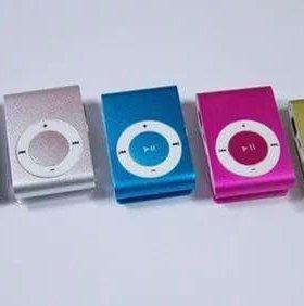 Новый MP3 плеер (прищепка)