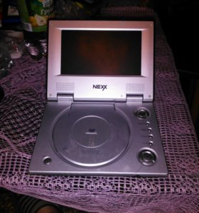 dvd player portable nexx