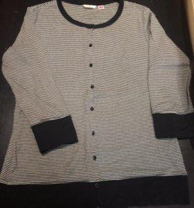 Трикотажная блуза, 42-44