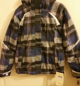 Новая зимняя горнолыжная куртка rossignol