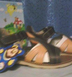 Обувь ясельная