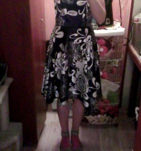 Платье нарядное , новое .