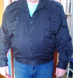 Куртка охранника, новая