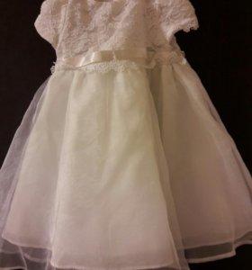 Нарядное Платье на  1,5-2года
