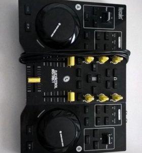 DJ-контроллер Hercules DJControl Instinct