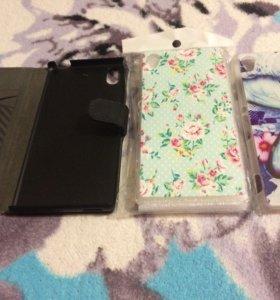 Чехлы на Sony Xperia m4