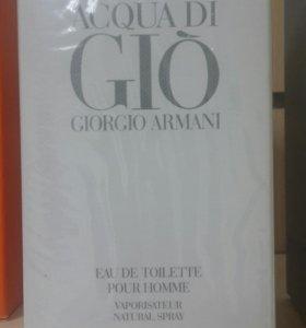 Armani Acqua Di Gio. 100ml
