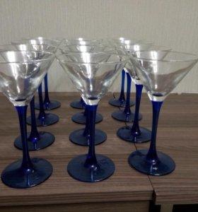 Бокалы для мартини 12 шт