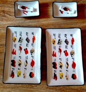Набор для суши новый