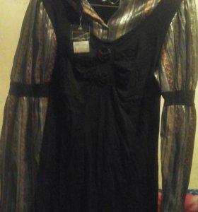 Блузка 46 размер.