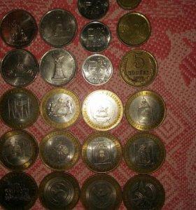 Продается набор монет