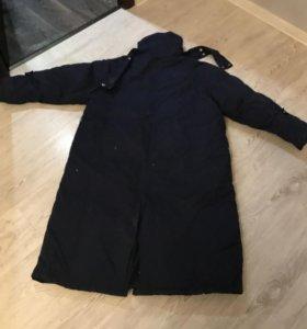 Куртка парка пуховик