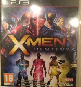 X-men destiny для PlayStation 3