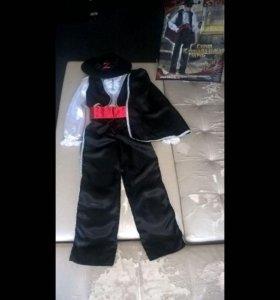 Карнавальный костюм Zorro