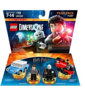 Team Pack для Lego Dimensions
