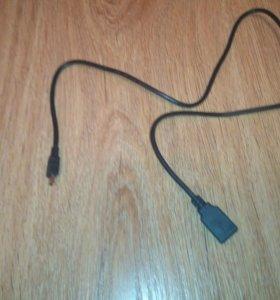 Usb кабель для авто