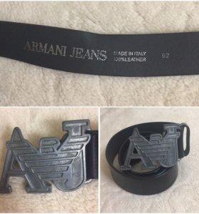 Ремень Armani Jeans(оригинал)
