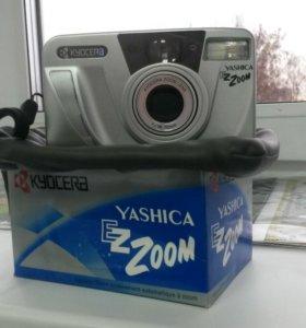 Фотоаппарат-мыльница Kryocera ez zoom