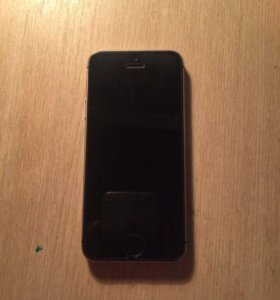 iPhone 5s 32gb spacegrey