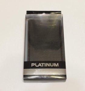 Чехол флип-кейс для Sony Xperia Z1 Mini кожа
