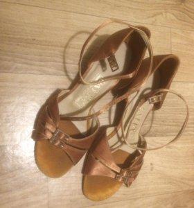 Туфли бально- спортивных танцев