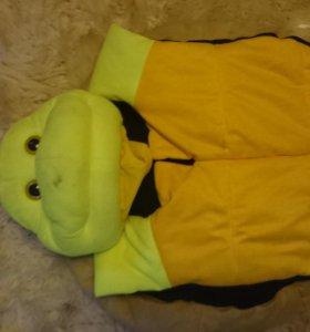 Карнавальный костюм черепашки ниндзя