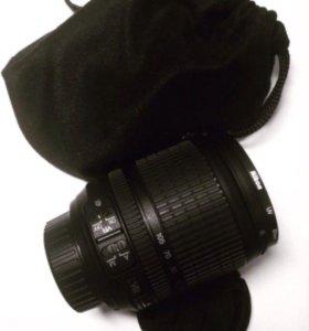 Объектив Nikon 18-105mm f/3.5-5.6G AF-S