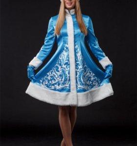 ★ Костюм Снегурочки Ledy Midi Blue новый 💯%. В на