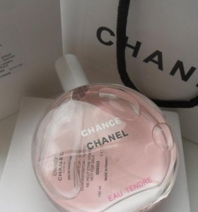 Тестер Chanel Tendre.