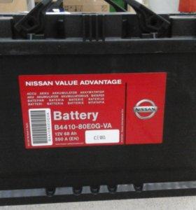 Аккумуляторная батарея 80АН