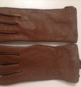 Перчатки кожаные р 8