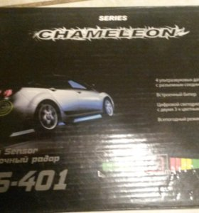 Парковочный радар chameleon cps-401
