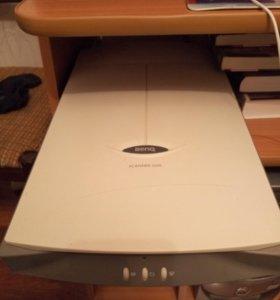 Сканер BenQ scanner 5000