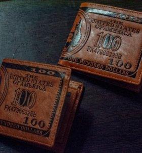 Бумажник Доллар