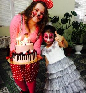 Веселые, детские праздники