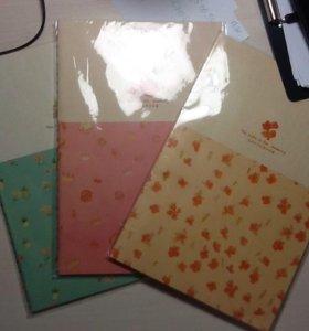 Записные книжки; дневники с Алиэкспресс японские