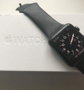 Apple Watch Series 2 42mm Spaсу black stainless