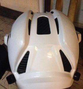 Шлем хоккейный профессиональный Reebok...
