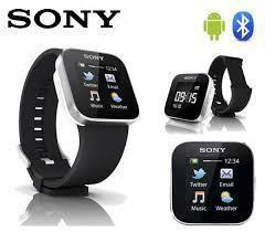 Умные часы Sony SmatWatch MN 2 .