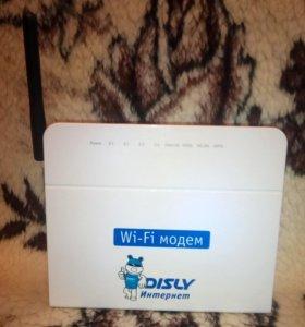 Wi-fi мрдемDISLY