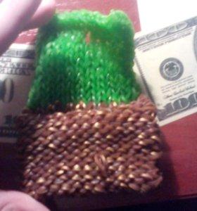 Плетение браслетов брелков кошельков