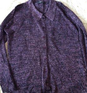 Рубашка с рюлексом